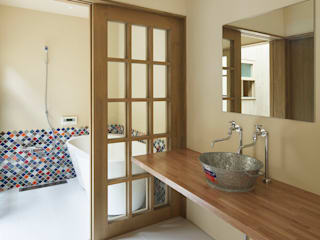 Classic style bathrooms by 株式会社CAPD Classic