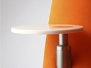 sonic chair im art'otel:   von designatics production GmbH