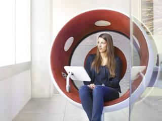 sonic chair im art'otel designatics production GmbH Multimedia-RaumMöbel