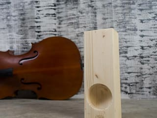 iTòch acoustic amplifier 2015:  in stile  di iTòch