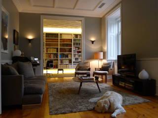 JOANA MENDES BARATA arquitetura Living room