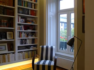 JOANA MENDES BARATA arquitetura Рабочий кабинет в классическом стиле