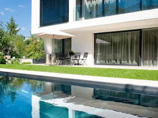 WUNSCHHAUS Modern houses