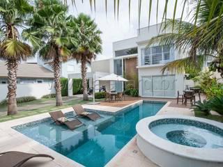 aei arquitetura e interiores Modern houses