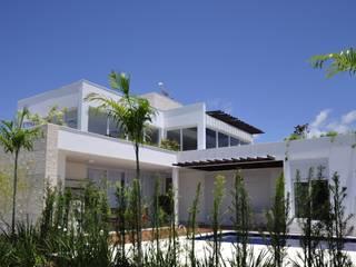 Inspiração Modernista II Casas modernas por Libório Gândara Ateliê de Arquitetura Moderno