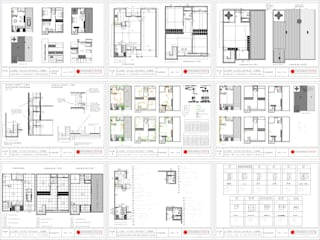 PLANOS: Casas de estilo  por concepturbano