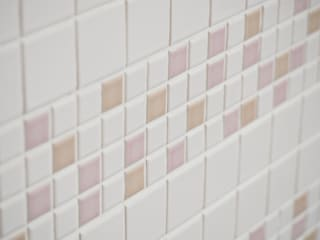Live Sumai - アズ・コンストラクション - KitchenAccessories & textiles Tiles Pink