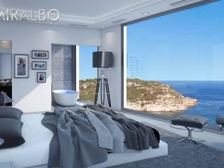 Villa Onyx Miralbo Excellence Chambre moderne