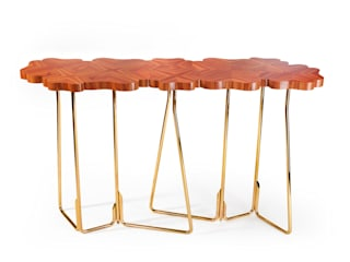 Four... For Luck - console por INSIDHERLAND Moderno