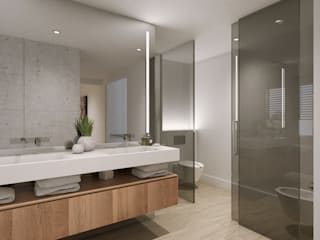 Bathroom by Disak Studio , Modern