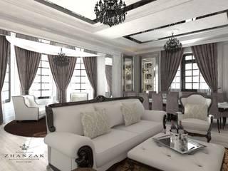 Дом мечты: Гостиная в . Автор – ZHANZAK
