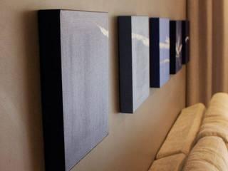 Ruang Keluarga Modern Oleh Tatiana Ravache Arquitetura Modern