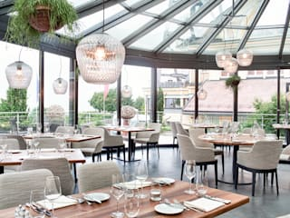 Uto Kulm Restaurant Allegra:  Gastronomy by Dyer-Smith Frey
