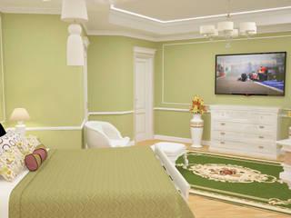 DONJON Спальня