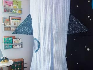 Nina Moraes Design Infantil의  아이방