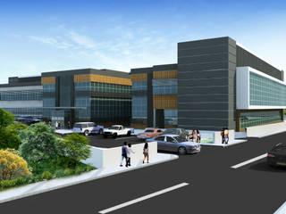 Afyon Başmakçı 25 Yataklı Devlet Hastanesi Modern Hastaneler ArtıEksi7 Mimarlık Atölyesi Modern