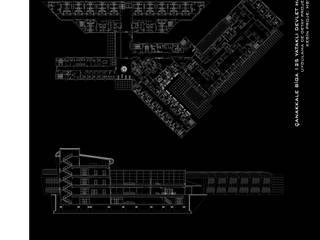 Çanakkale Biga 125 Yataklı Devlet Hastanesi Modern Hastaneler ArtıEksi7 Mimarlık Atölyesi Modern
