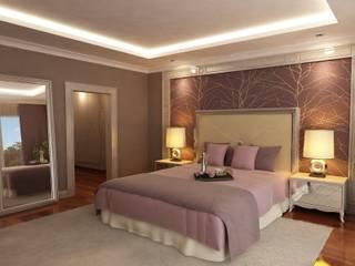 Eclectic style bedroom by TELOS İÇ MİMARLIK VE TASARIM Eclectic