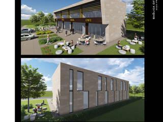 Bağlıca Ofisi ArtıEksi7 Mimarlık Atölyesi