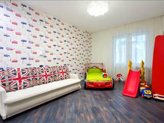 детская комната: Детские комнаты в . Автор – Творческая Мастерская Владимира Романова
