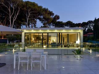 บ้านและที่อยู่อาศัย by frederique Legon Pyra architecte