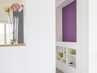 OH OUI, rénovation à Chambourcy: Chambre d'enfant de style de style Scandinave par BKBS