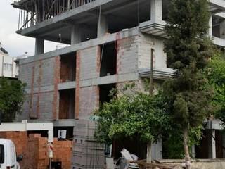 ŞAHİN DEKOR YAPI TASARIM RAMAZAN ŞAHİN – efeler inşaat: modern tarz Evler