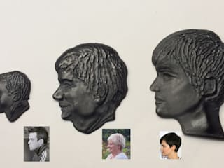 Convert your 2D photo into 3D relief!: modern  by ThomasAdamskiArt, Modern