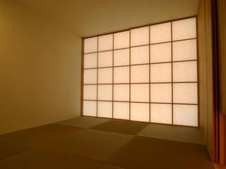 和室: Mimasis Design/ミメイシス デザインが手掛けた和室です。,