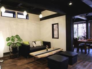 Architect's office+Gallery&Café モダンデザインの 多目的室 の 一級建築士事務所 さくら建築設計事務所 モダン