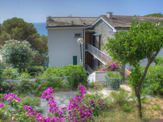 Casas de estilo mediterráneo de Emilio Rescigno - Fotografia Immobiliare Mediterráneo