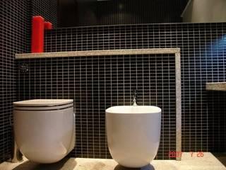Projekty,  Łazienka zaprojektowane przez Dynamic444
