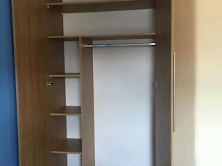 Piwko-Bespoke Fitted Furniture BedroomWardrobes & closets Chipboard Wood effect