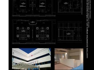 Hacettepe Üniversitesi Erişkin Acil ve Yoğun Bakımlar Hastanesi Modern Hastaneler ArtıEksi7 Mimarlık Atölyesi Modern