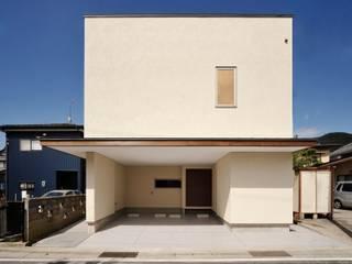 Casas de estilo moderno de 株式会社シーンデザイン建築設計事務所 Moderno