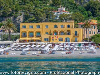 Mediterranean style hotels by Emilio Rescigno - Fotografia Immobiliare Mediterranean