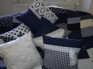 schneiderei jerke DormitoriosTextiles Algodón Azul