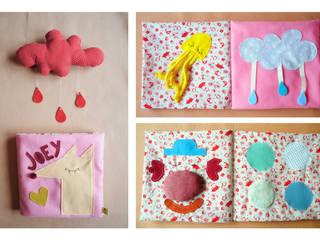 Realizzazioni Quartos de criança modernos por Ta Petite Moderno