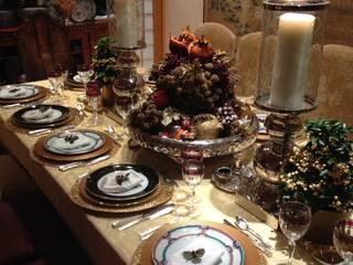 Christmas time: Salas de jantar  por 3L, Arquitectura e Remodelação de Interiores, Lda,Moderno