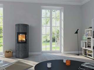 M Serie Speicherofen Bernhard Schleicher e.K. Living roomFireplaces & accessories