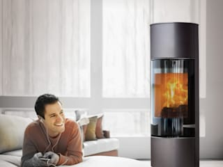 Prestige Serie Speicherofen Bernhard Schleicher e.K. Living roomFireplaces & accessories