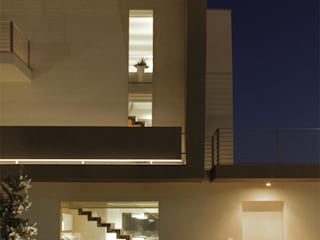 Modern houses by Vincenzo Leggio Architetto Modern