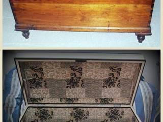 Muebles reciclados Albentosa de MUEBLES RECICLADOS ALBENTOSA Moderno