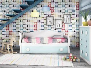 Cama Barco:  de estilo  de Muebles Trimobel