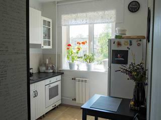 Квартира для двоих: Кухни в . Автор – Chloe Design & Decor/Anastasia Baskakova