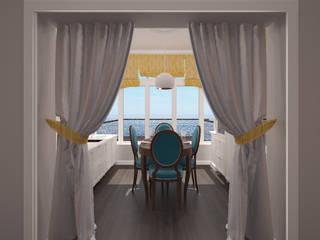 Дом у моря (порект в процессе): Кухни в . Автор – Chloe Design & Decor/Anastasia Baskakova