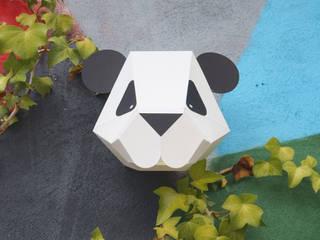 FLECTERE PANDA de FLECTERE STUDIO Minimalista