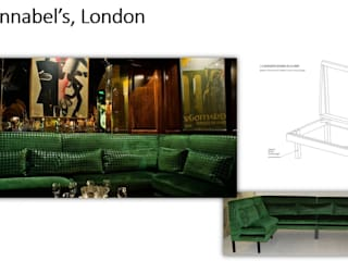Commercial Project 8: modern  by Ben Whistler Bespoke Furniture, London, Modern
