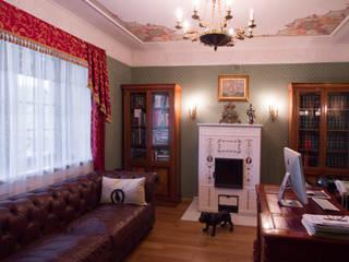 Klassische Arbeitszimmer von Design interior OLGA MUDRYAKOVA Klassisch