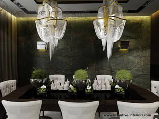 Salle à manger classique par Inventive Interiors Classique